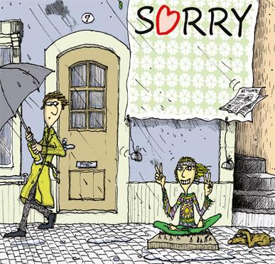 Entschuldigungs-Geschenke