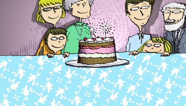 25. Geburtstag