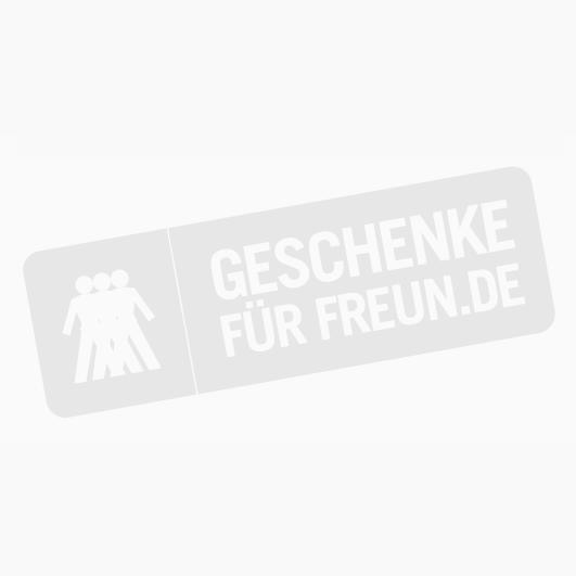 Adventskalender Leinen Säckchen SCHNEEFLOCKE