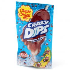 Lolly Chupa Chups CRAZY DIP COLA