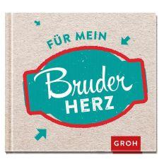 Mini-Buch FÜR MEIN BRUDERHERZ