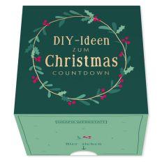 DIY-Ideen CHRISTMAS COUNTDOWN