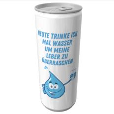 Mineralwasser LEBER ÜBERRASCHEN