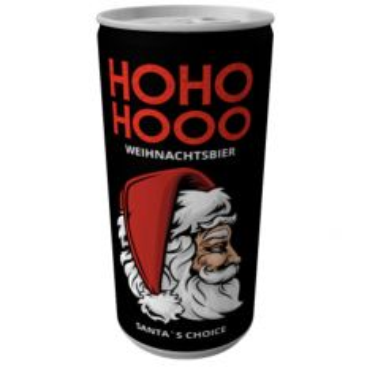 Dose Weihnachtsbier HOHOHOOO
