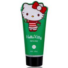 Duschgel HELLO KITTY HAPPY CHRISTMAS - grün