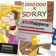 Geschenkset 1.000.000 x SORRY # 2