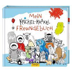 Freundebuch KRICKEL-KRAKEL