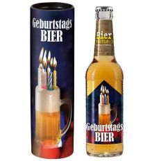 Bier GEBURTSTAGSBIER