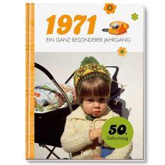 Geschenkbuch 1971 - EIN GANZ BESONDERER JAHRGANG