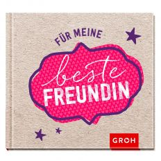 Mini-Buch FÜR MEINE BESTE FREUNDIN