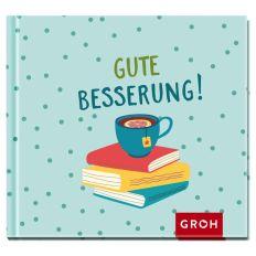 Geschenkbuch GUTE BESSERUNG - New!