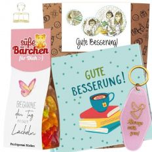Geschenkset GUTE BESSERUNG # 4
