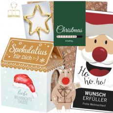 Geschenkset CHRISTMAS IS LOADING... # 1