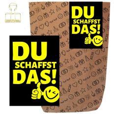 Geschenkset DU SCHAFFST DAS! - zum selber Befüllen