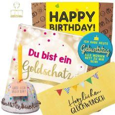 Geschenkset HAPPY BIRTHDAY! # 3
