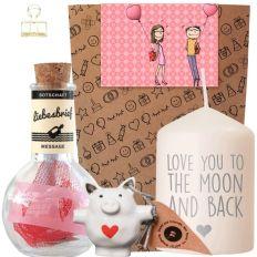 Geschenkset IN LOVE #1