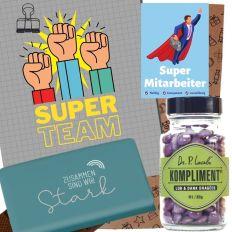 Geschenkset SUPER MITARBEITER # 3