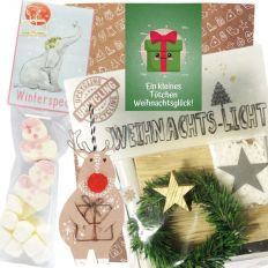 Geschenkset KLEINES TÜTCHEN WEIHNACHTSGLÜCK # 2