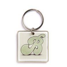 Schlüsselanhänger Buchstabe B