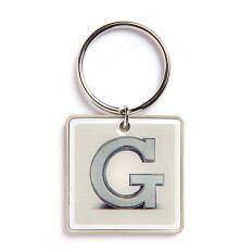 Schlüsselanhänger Buchstabe G
