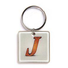 Schlüsselanhänger Buchstabe J