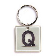 Schlüsselanhänger Buchstabe Q