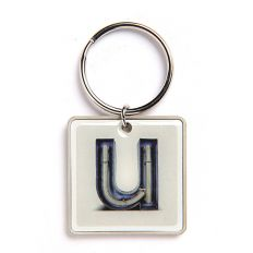 Schlüsselanhänger Buchstabe U