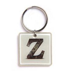 Schlüsselanhänger Buchstabe Z