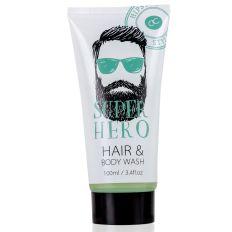 Hair- & Bodywash HIPSTER SUPER HERO