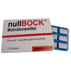 Kaugummis NULL BOCK
