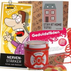 Geschenkset STAY AT HOME! # 7