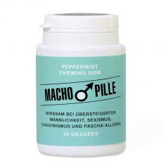Kaugummis MACHO-PILLE