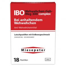Bonbons IBO WEHWEHCHEN-GEH-WEG 300 COMPLEX