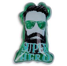Mini-Duschgel HIPSTER SUPER HERO