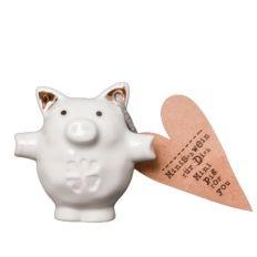 Mini Schwein KLEEBLATT