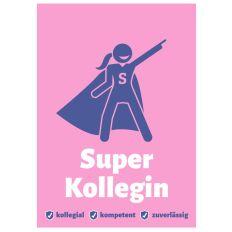 Minicard SUPER KOLLEGIN!