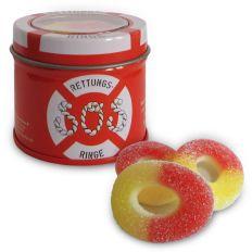 Fruchtgummi SOS RETTUNGSRINGE