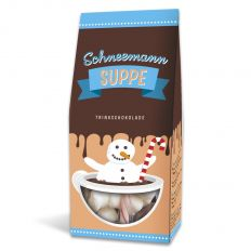 Trinkschokolade SCHNEEMANNSUPPE