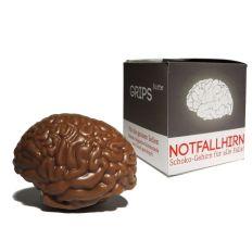 Schokolade NOTFALLHIRN