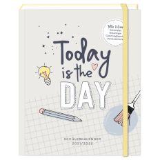 Schülerkalender TODAY IS THE DAY