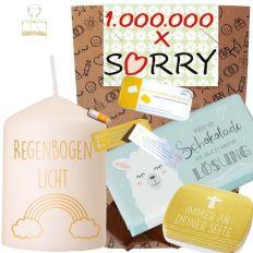 Geschenkset 1.000.000 x SORRY # 6
