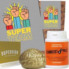 Geschenkset SUPER TEAM! # 6