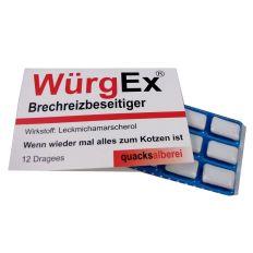 Kaugummis WürgEx