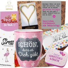 Geschenkset GLÜCKWUNSCH KOLLEGIN # 2