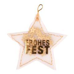 Konfettistern FROHES FEST