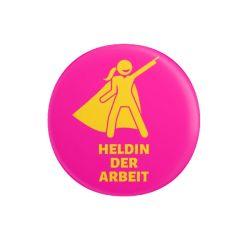 Ansteckbutton HELDIN DER ARBEIT