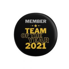 Ansteckbutton MEMBER - TEAM OF THE YEAR 2021