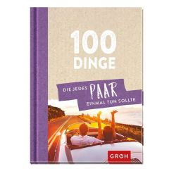 Buch 100 DINGE DIE JEDES PAAR TUN SOLLTE