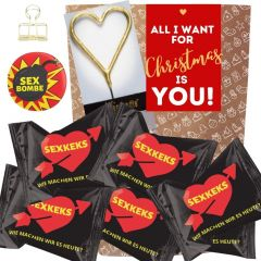 Geschenkset ALL I WANT FOR CHRISTMAS IS YOU! # 5