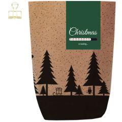 Geschenktüte X-MAS WALD - CHRISTMAS IS LOADING... - zum Befüllen